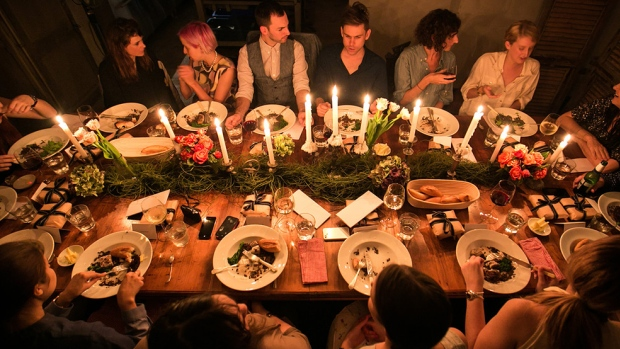 Social dining newest trend in growing sharing economy