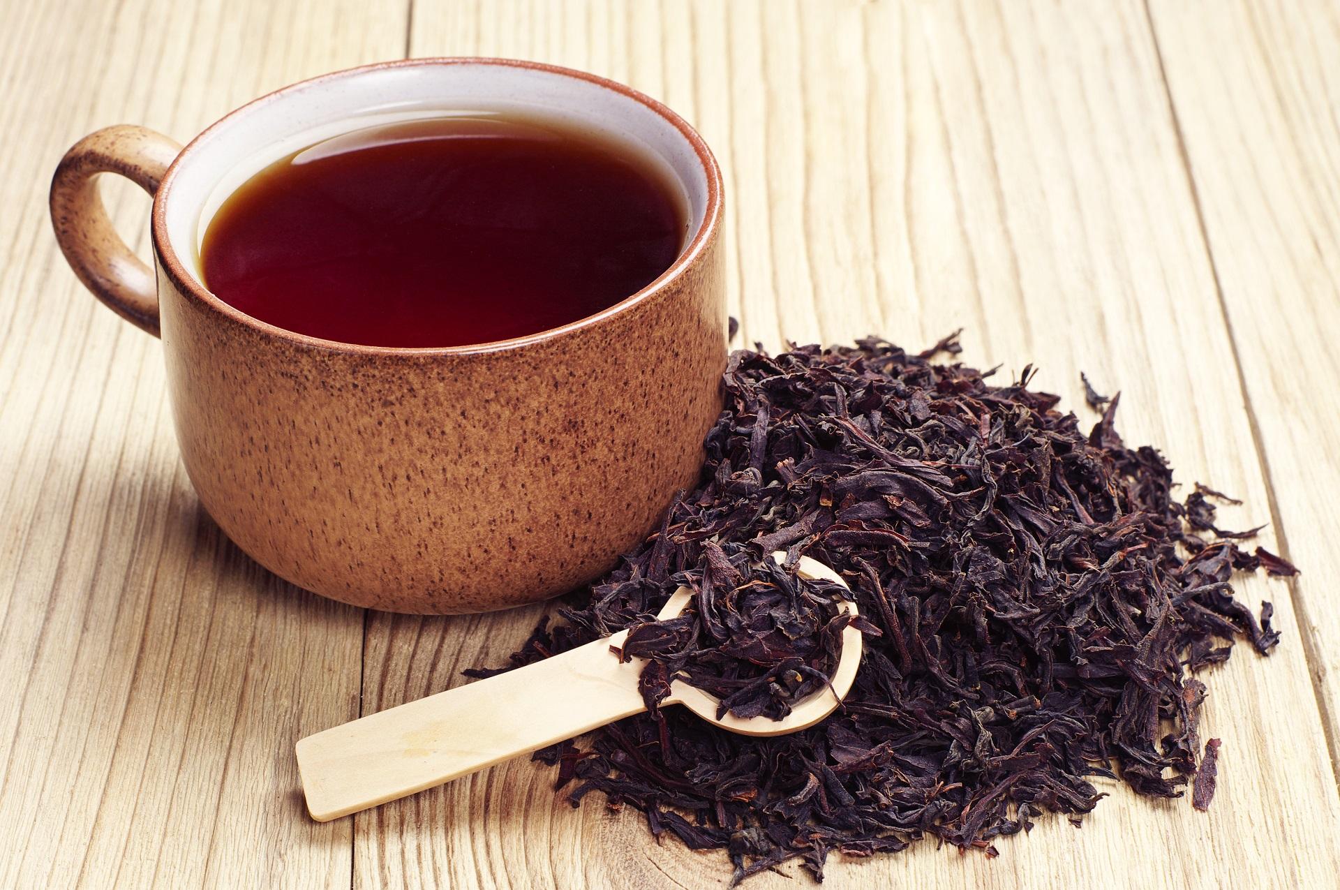 Gravitas -dark tea was produced accidentally, on the Silk Road